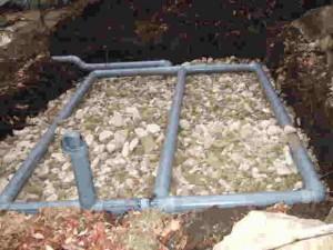 浄化槽蒸発散装置