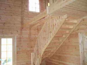 オリジナル階段