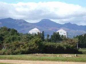 エピナールと茶臼岳