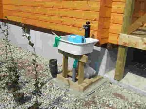 散水用水栓・パン
