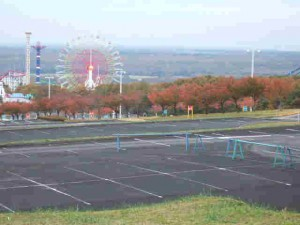 ハイランドパークの紅葉