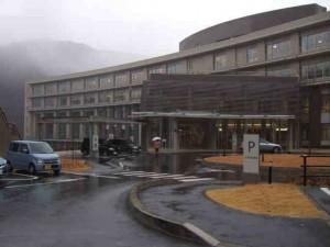 ホテルのような「塩原温泉病院」