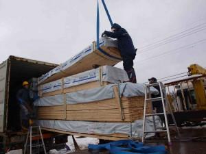 床板・野地板・天井板・トリムボード・垂木