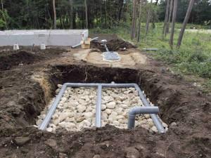 浄化槽の設置(施主施工)